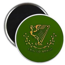 ERIN-GO-BRAGH-3-INCH-BUTTON Magnet