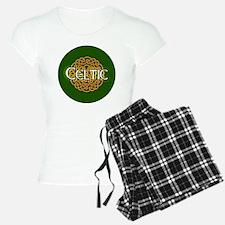 celtic-v3-in-button Pajamas