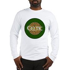 celtic-v3-in-button Long Sleeve T-Shirt