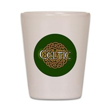 celtic-v3-in-button Shot Glass