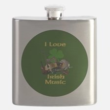 irish-music-3-in-button Flask