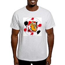 MAD-LLAMA-3-INCH-BUTTON T-Shirt