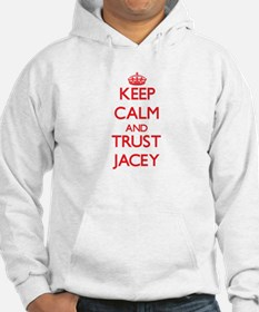 Keep Calm and TRUST Jacey Hoodie