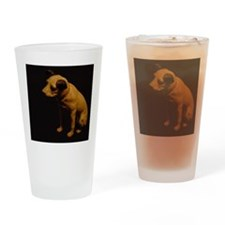 His_Masters_Voice Drinking Glass