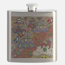 MagicMushrooms2Square Flask