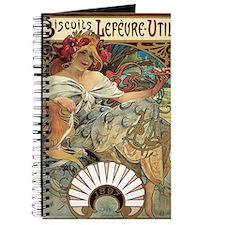 Alphonse Mucha Biscuits Lefevre Utile1sx Journal