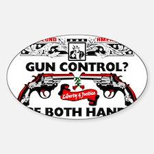 GUNCONTROL Decal