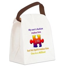 1inMillionlight-son-new Canvas Lunch Bag