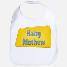 Baby Mathew Bib