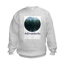 Adirondack Mountain Trees Sweatshirt