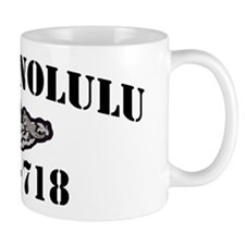 USS HONOLULU Mug