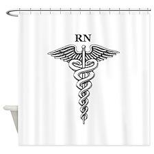 Registered Nurse Shower Curtain