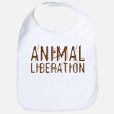 Animal Liberation Bib