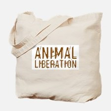 Animal Liberation Tote Bag