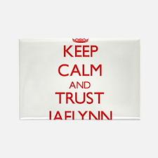 Keep Calm and TRUST Jaelynn Magnets