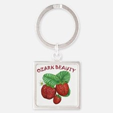 ozark beauty child Square Keychain