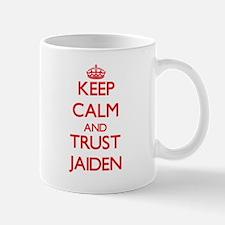 Keep Calm and TRUST Jaiden Mugs