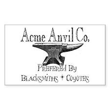 Acme Anvil Decal