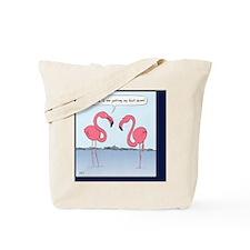 flamingoskindle Tote Bag