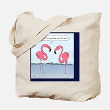 flamingoskindle Tote Bag