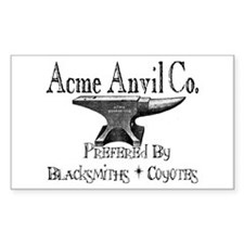 Acme Anvil Decal