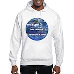 Earth Day 2009 Hooded Sweatshirt