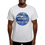 Earth Day 2009 Light T-Shirt