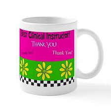 CP best clinical inst 3 Mug