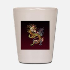 dragon_chinese9 Shot Glass