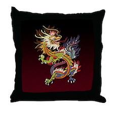 dragon_chinese9 Throw Pillow