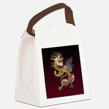 dragon_chinese9 Canvas Lunch Bag