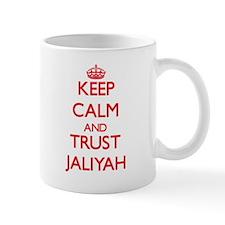 Keep Calm and TRUST Jaliyah Mugs