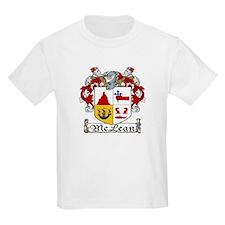 McLean Coat of Arms Kids T-Shirt