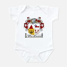 McLean Coat of Arms Infant Bodysuit