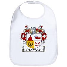 McLean Coat of Arms Bib