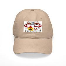 McLean Coat of Arms Baseball Baseball Cap