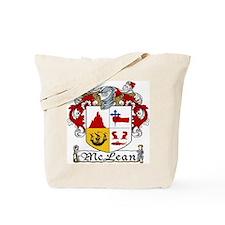 McLean Coat of Arms Tote Bag