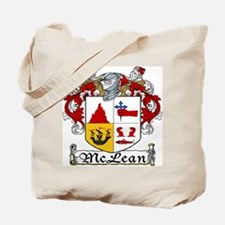 McLean Coat of Arms Tote Bag