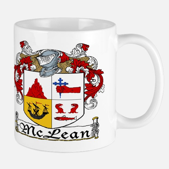 McLean Coat of Arms Mug
