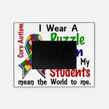 D Students Mean The World To Me Auti Picture Frame