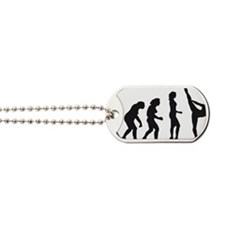 Evolution Eiskunst C 1c Dog Tags