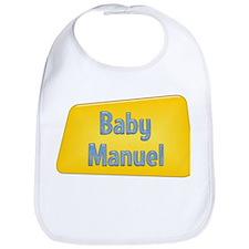 Baby Manuel Bib
