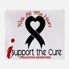 CURE Throw Blanket