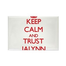 Keep Calm and TRUST Jalynn Magnets