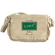 Formula Baby Messenger Bag