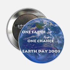 "Earth Day 2009 2.25"" Button"