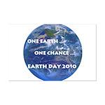 Earth Day 2009 Mini Poster Print