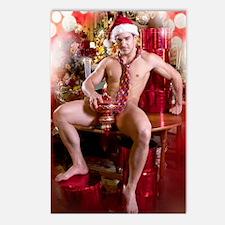 38838B-RA Chris Rockway Christmas Postcards (8 Pk)