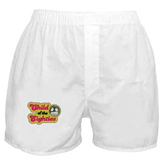 Child of the 80s Boxer Shorts