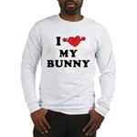 I Love My Bunny Long Sleeve T-Shirt